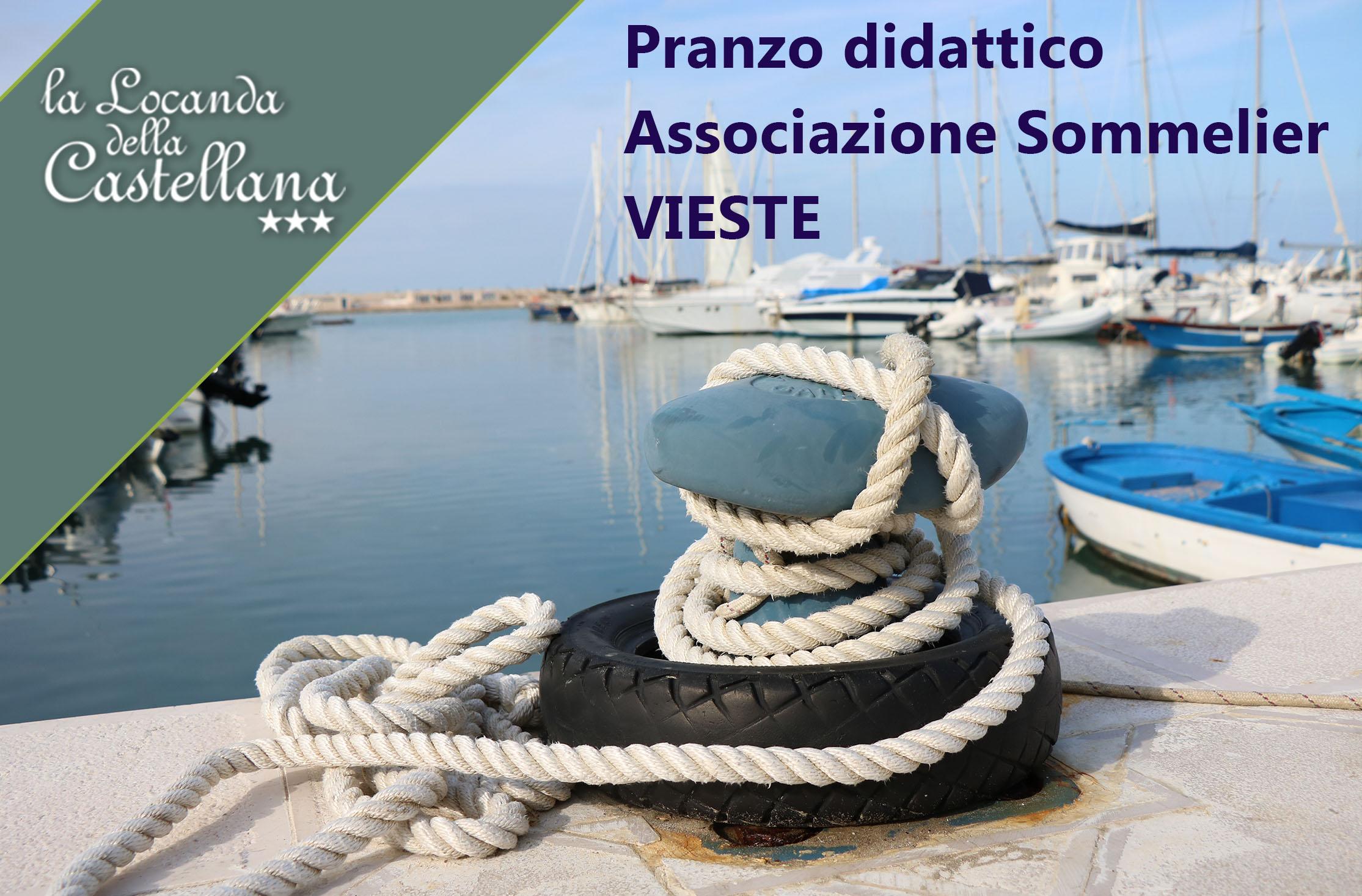 Associazione sommelier Vieste