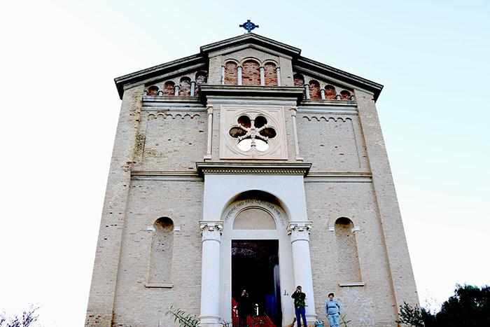 Chiesa di Santa Barbara Lago di Varano