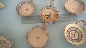 Geometrie daune ceramica
