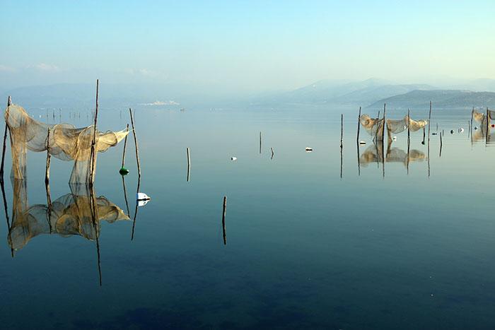 Lago di Varano Gargano Parco