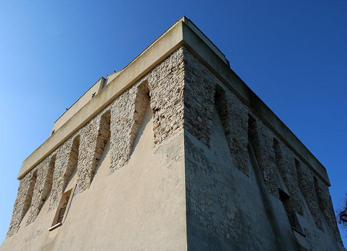 Torre Mileto Parco Nazionale del Gargano. Puglia.