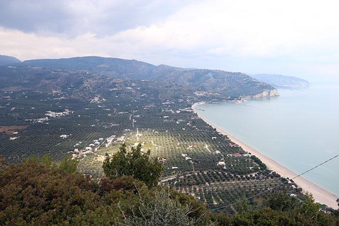 Monte Saraceno Mattinata