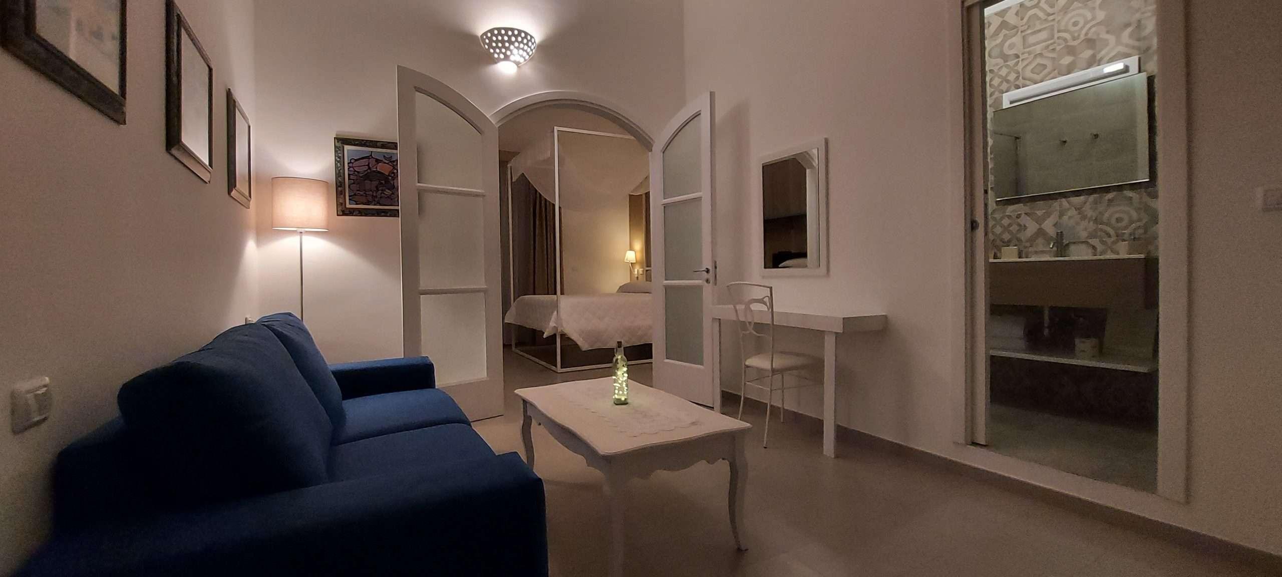 Superior Room - La locanda della castellana